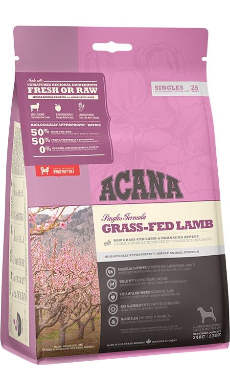 Acana Grass-Fed Lamb Dog 340g