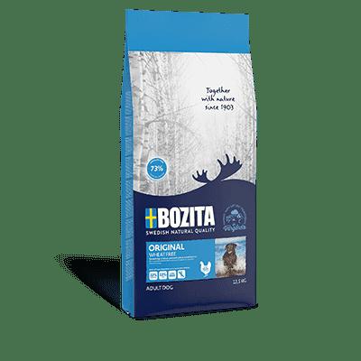 Bozita Original  Wheat Free 12,5kg  bez pszenicy