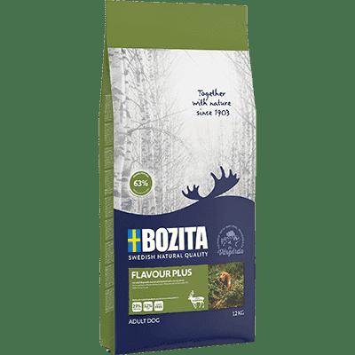 Bozita Flavour Plus 12kg - z reniferem i kurczakiem dla wybrednych psów