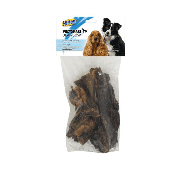Hilton płuca wołowe 50g - przysmak dla psa