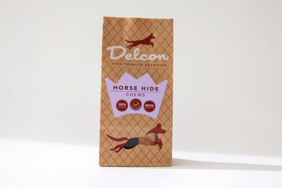 Delcon Premium Horse Chew gryzaki premium z koniny 30g