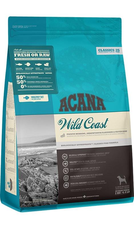 Acana Wild Coast Dog 2kg