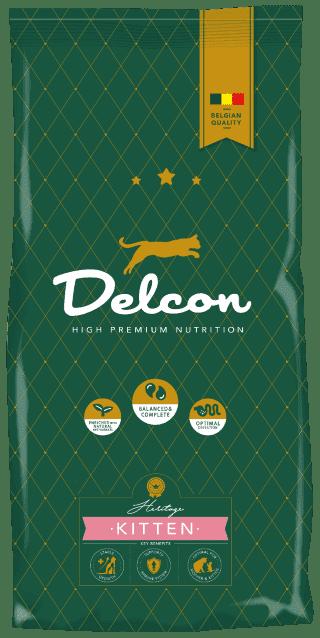 Delcon cat kitten dla kociąt 8,75kg