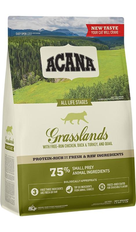 Acana Grasslands Cat 1,8kg